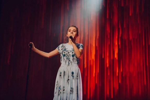 Manw yw Enillydd Chwilio am Seren Junior Eurovision