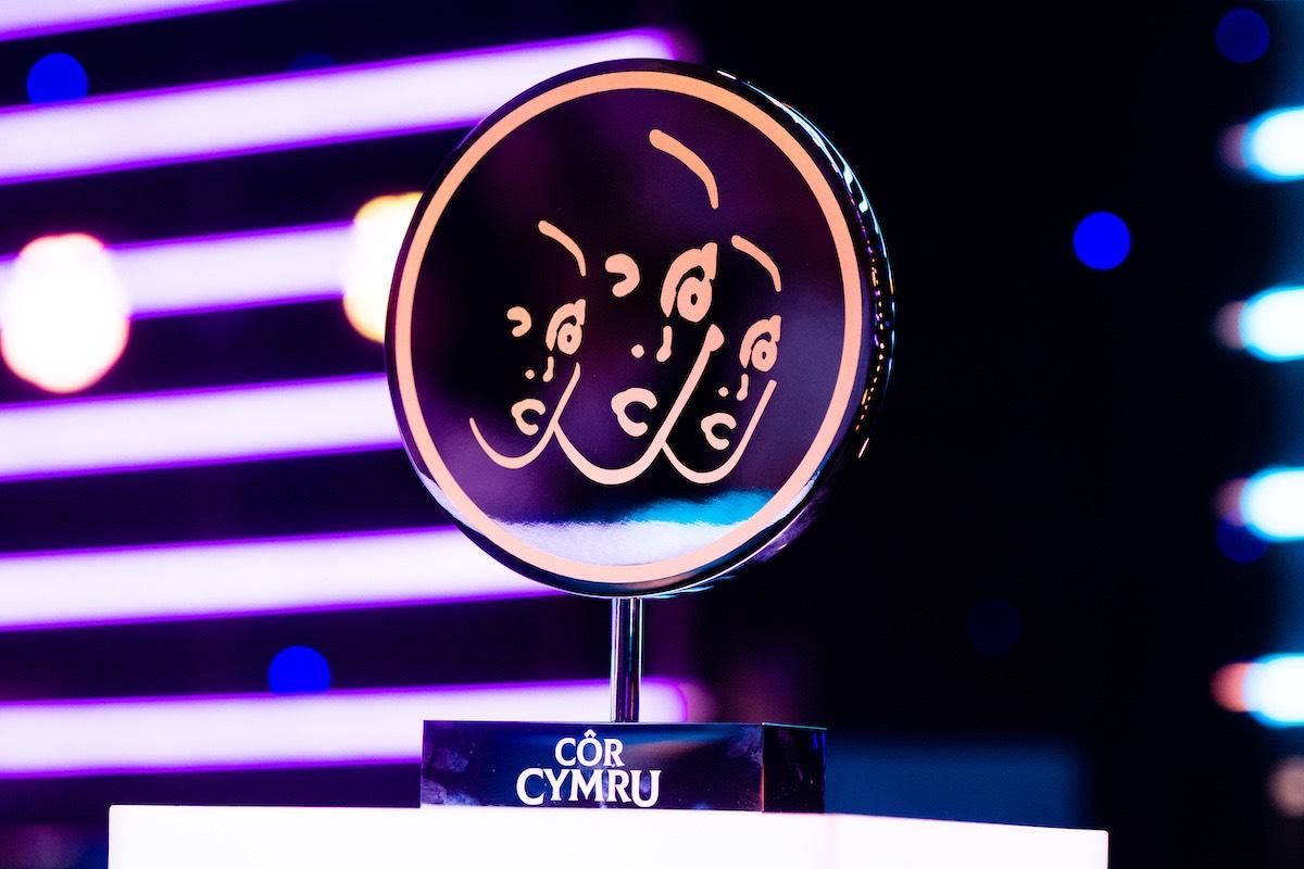 Cyhoeddi Côr Cymru 2021