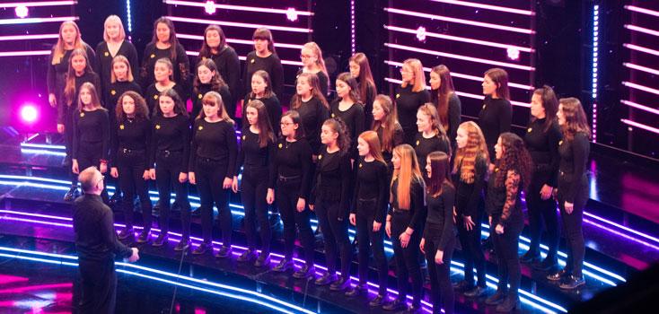 Côr Eurovision